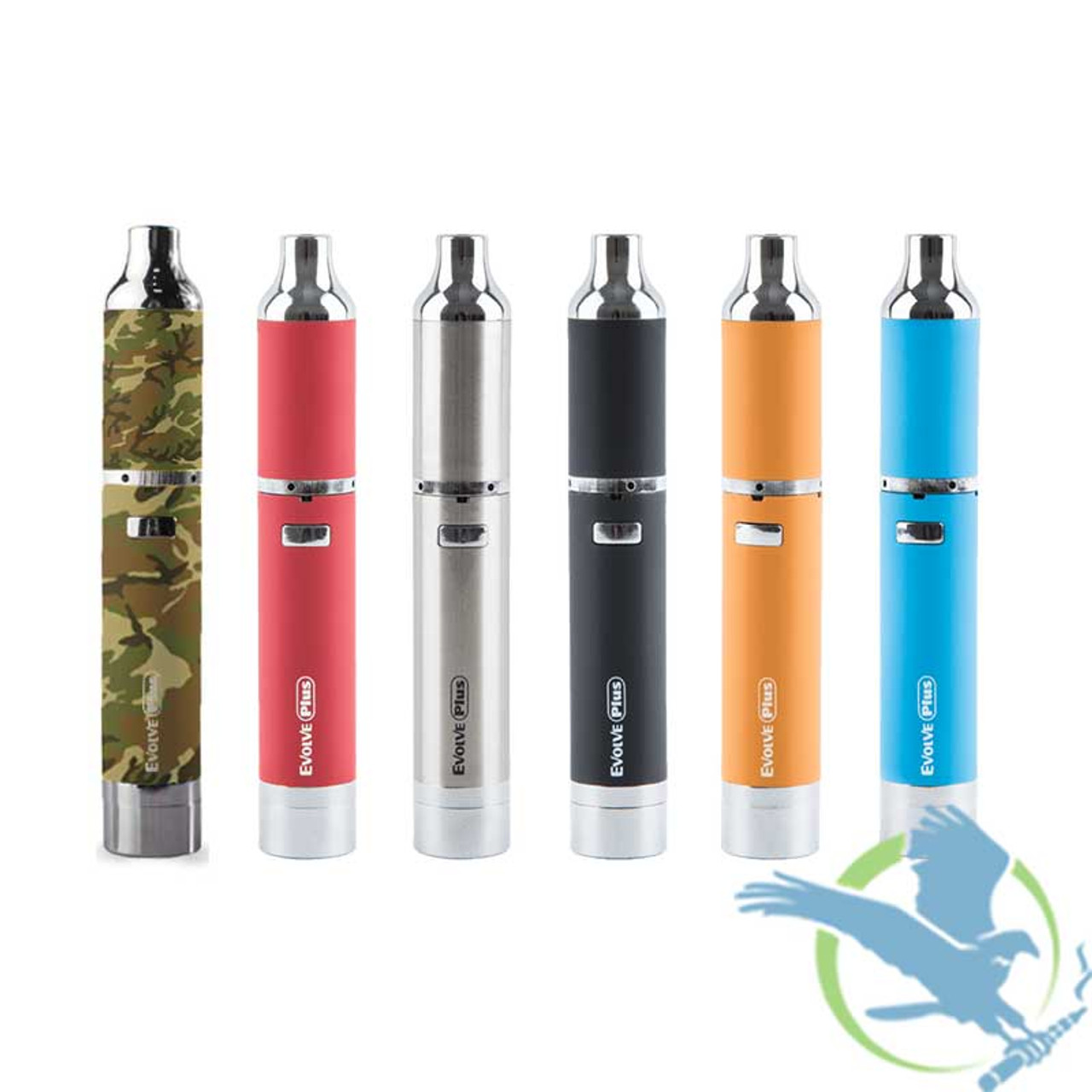 YoCan Evolve Plus 2 in 1 Wax And Dry Herb Vape Kit