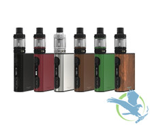 Eleaf iStick QC 200W Starter Kit with Melo 300 Tank (MSRP $85.00)