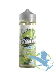 Bazooka! Sour Straws Ice 60ML (MSRP $20.00)