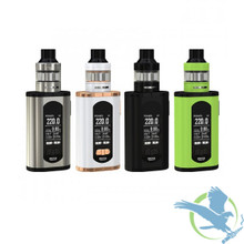 Eleaf Invoke 220W TC Starter Kit With Ello T Tank 2ML (MSRP $75.00)