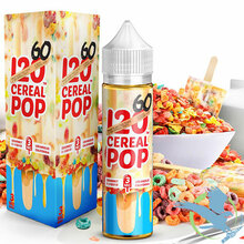 120 Cereal Pop E-Liquid By Mad Hatter 60ML (MSRP $25.00)