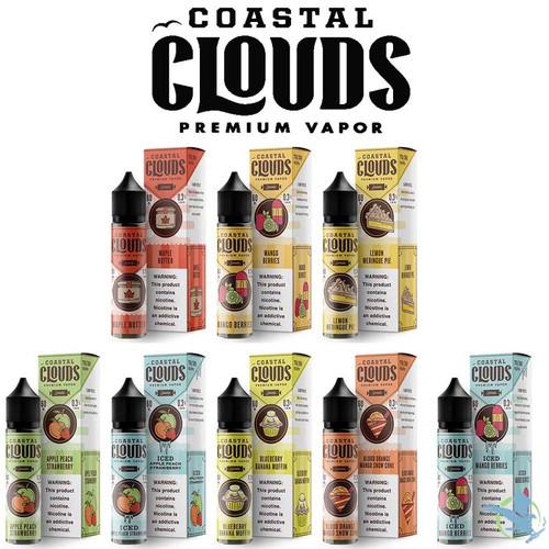 Sweets By Coastal Clouds E-Liquid 60ML