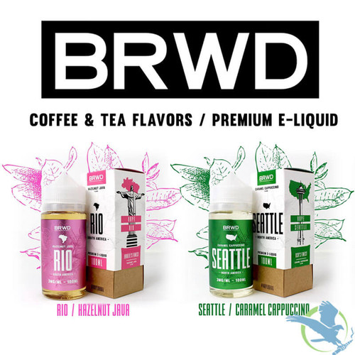 BRWD E-Liquid 100ML (MSRP $25.00)