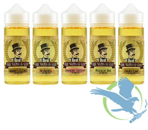 Sir Vapes-A-Lot E-Liquid 120ML *Drop Ships* (MSRP $30.00)