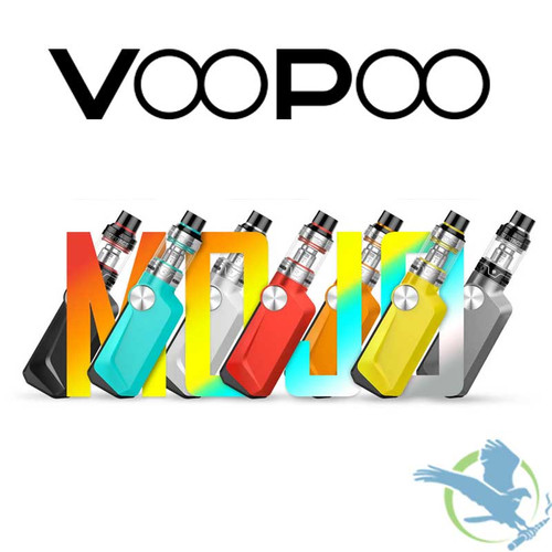 VooPoo MOJO 88W TC Starter Kit With 3.5ML UFORCE Tank