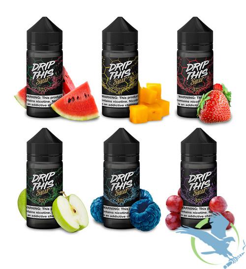 Drip This Sour E-Liquid 100ML