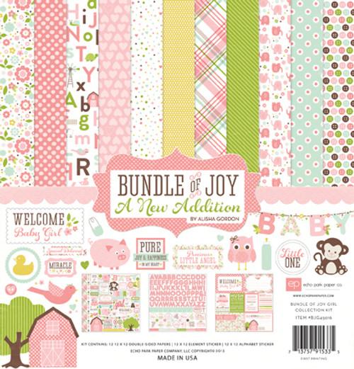 Bundle Of Joy New Addition Girl