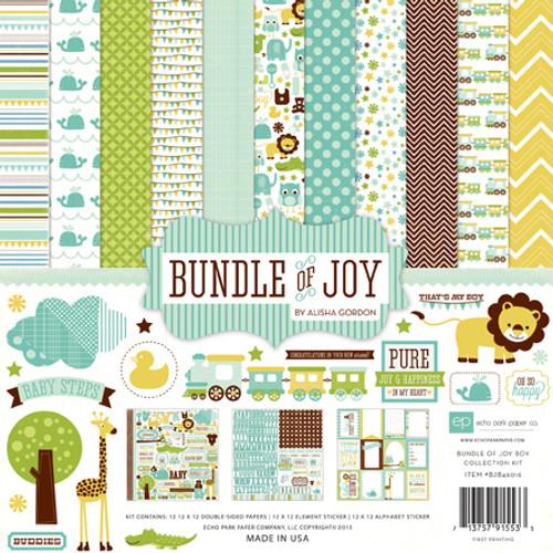 Bundle Of Joy Boy