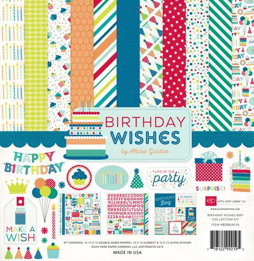Birthday Wishes Boy