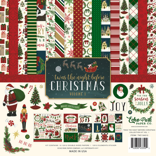 'Twas The Night Before Christmas Vol. 1