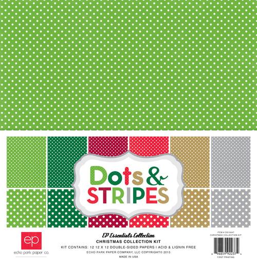 Dots & Stripes Christmas