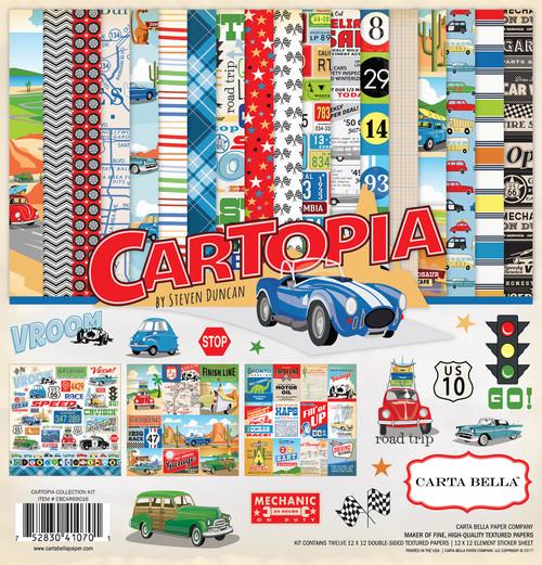 Cartopia