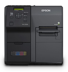 Epson TM-C7500GE with Wasatch SoftRIP RIP Software