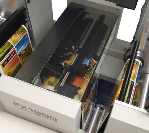 FX1200 Cutting blades