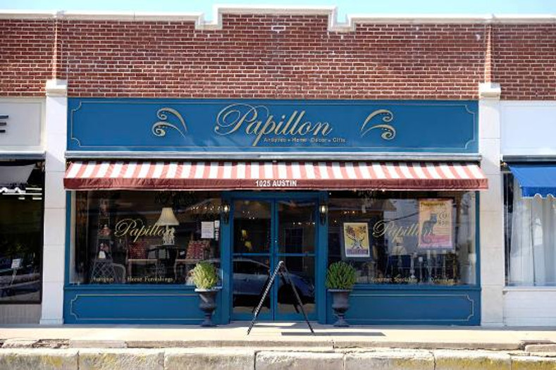 Papillon Antiques, Home Decor, and Gifts