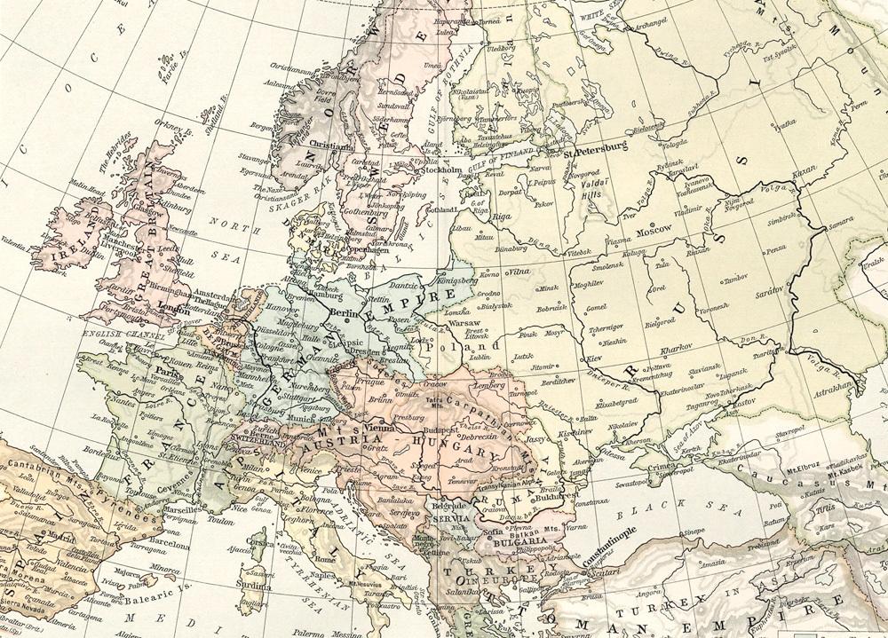 European Monograms