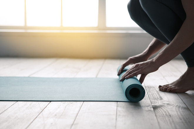 Yoga Mat Cleaner and Essential Oils to Positively Transform Your Yoga Practice