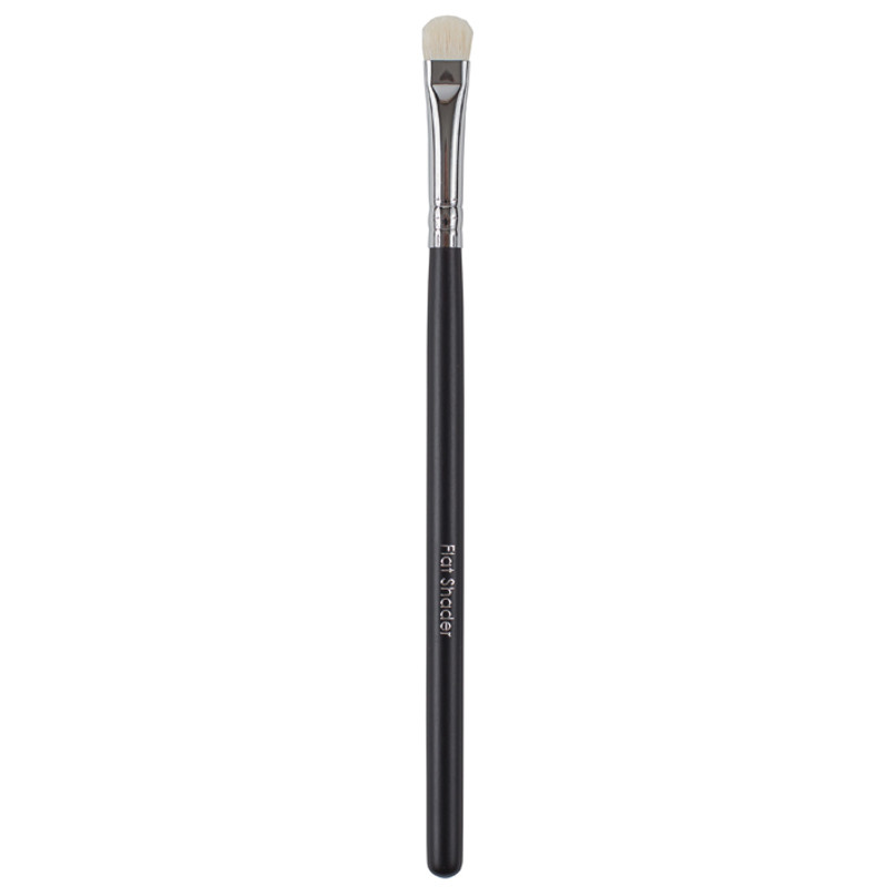 Flat Shader Makeup Brush - Bodyography Cosmetics Australia