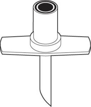 Baxter;  2N3395 Vial Adapter Interlink® Universal ADAPTER, VIAL UNIV (120/BX 2BX/CS); 240 per case