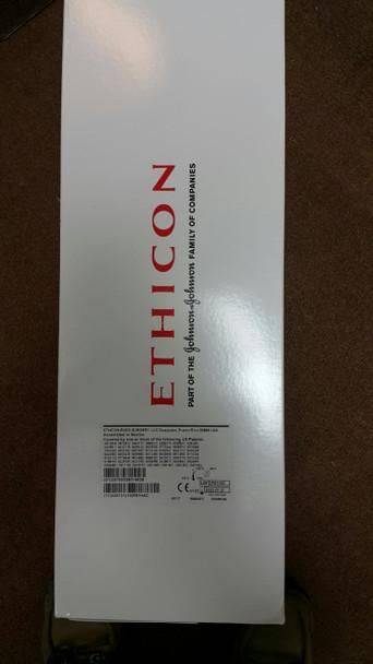 ETHICON HARH36 HARMONIC ACE+ 7 SHEARS WITH ADVANCED HEMOSTASIS: 5MM X 36CM, CURVED TIP - HARH36