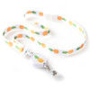 Fun Fruit Ribbon Lanyard Pair