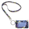 Odessa Lanyard & Zip Wallet Set