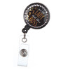 3-Pack Sassy Sayings Collection of Retractable Badge Reels for ID and Keys