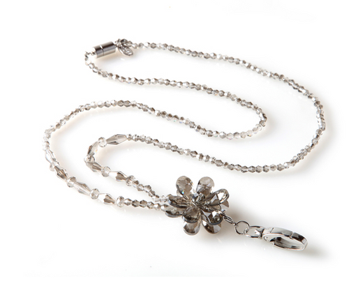 6 Crystal Lanyards to Go With Your Elegant Work Attire