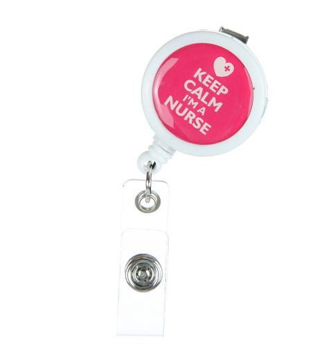 Cute Retractable Badge Holders for Nurses