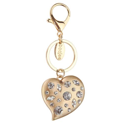 Dresden Heart Keychain