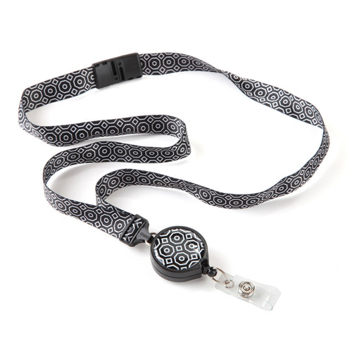 Moray Ribbon Lanyard