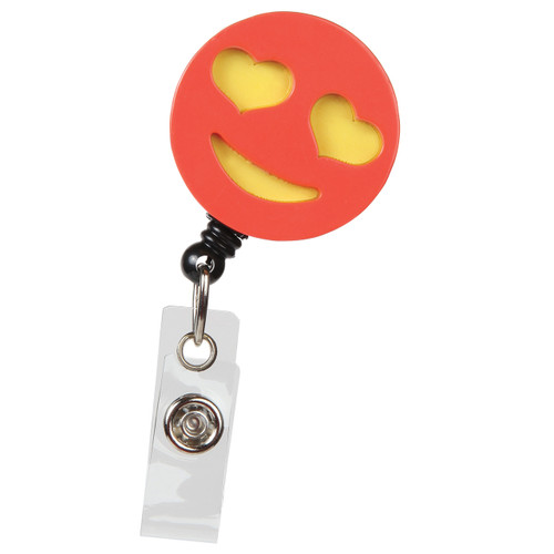 Goo Goo Eyes Badge Reel