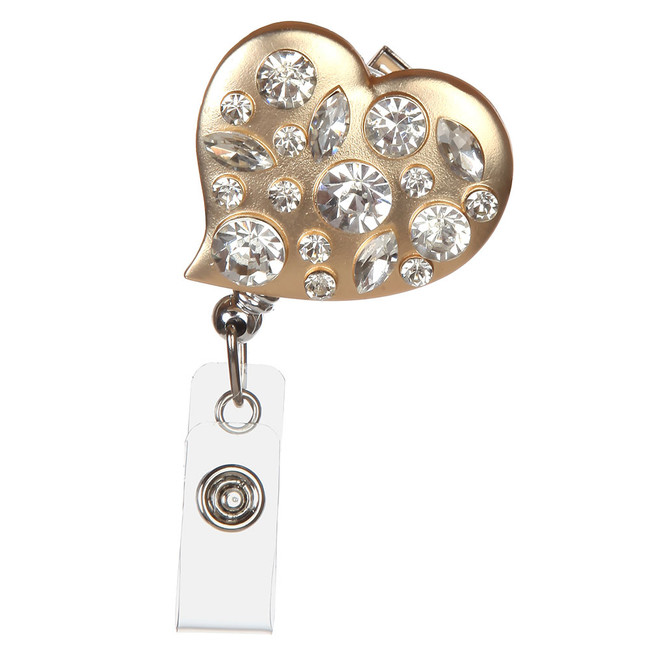 Dresden Heart Badge Reel