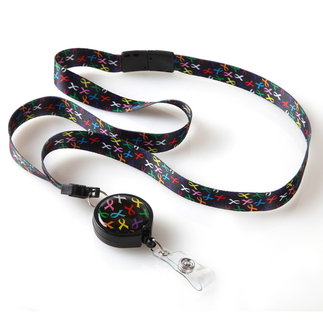 I Believe Ribbon Lanyard