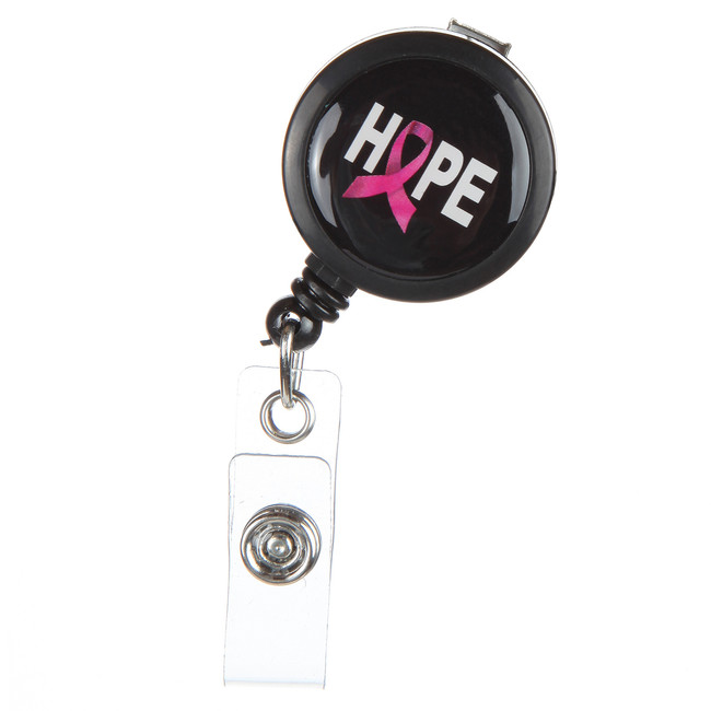 Ribbon of Hope Badge Reel