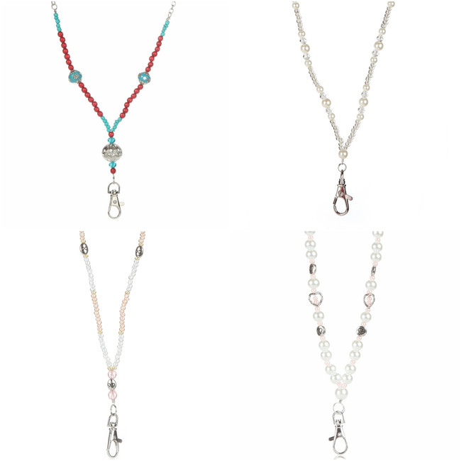 Beaded Lanyard Multipack 2