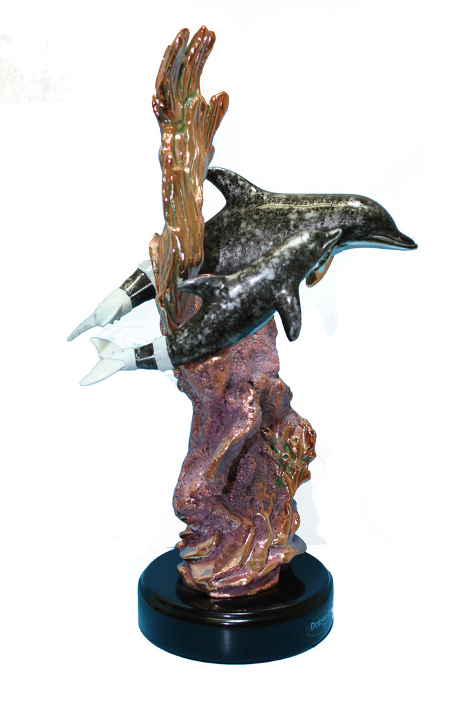 Winter the Dolphin Friendship Statuette