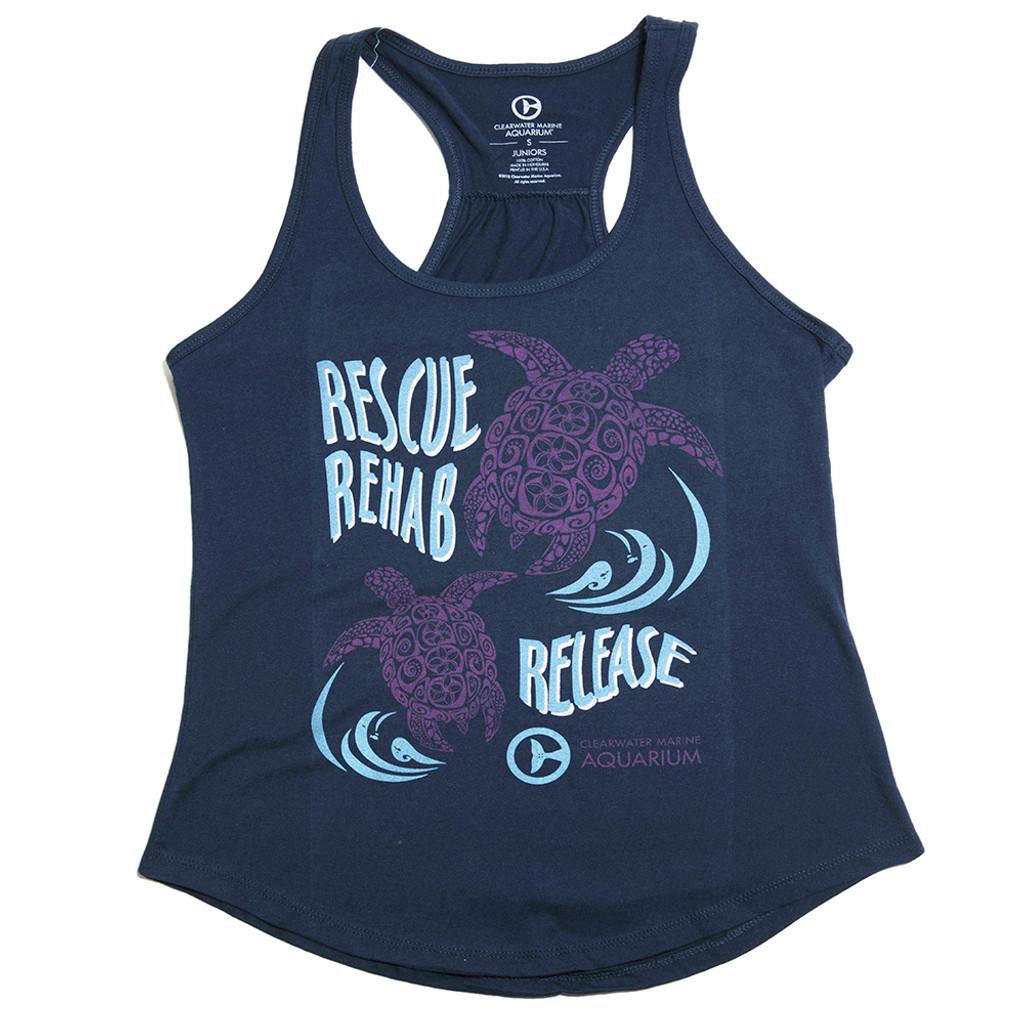 Tribal Turtle Rescue, Rehab & Release Juniors' Tank