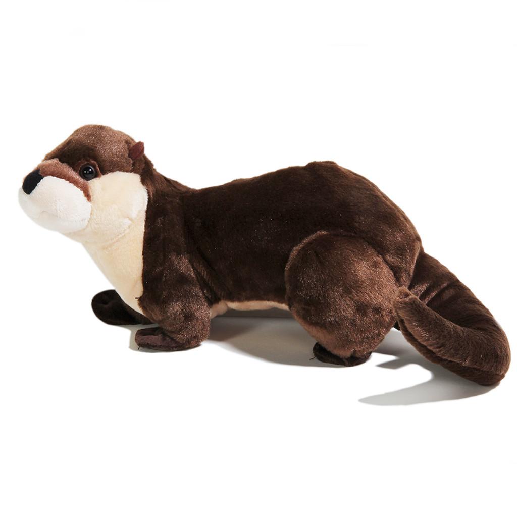 north american river otter 15 plush clearwater marine aquarium