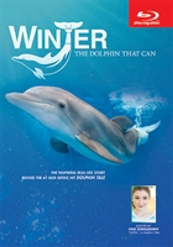 Winter, The Dolphin That Can  - Documentary (Blu-Ray) DVD