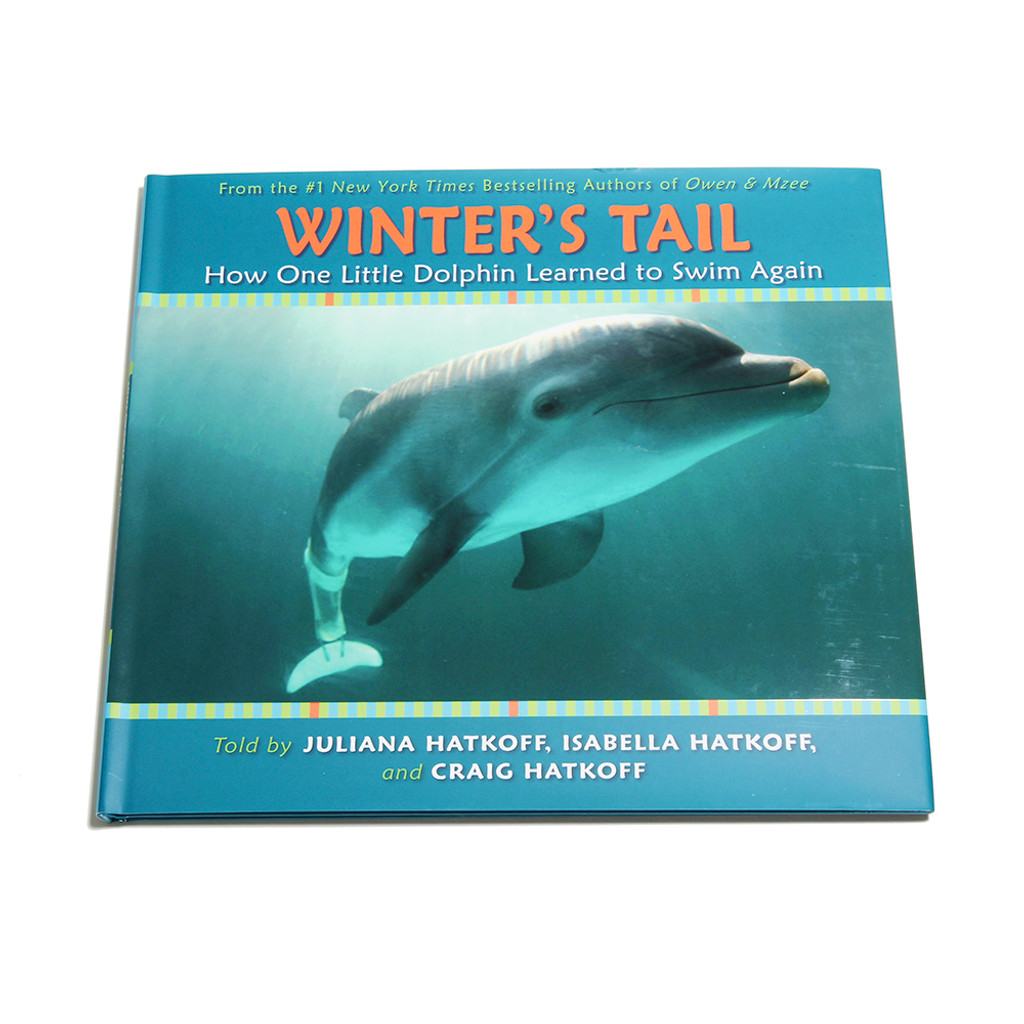 Winter's Tail by Scholastic Books