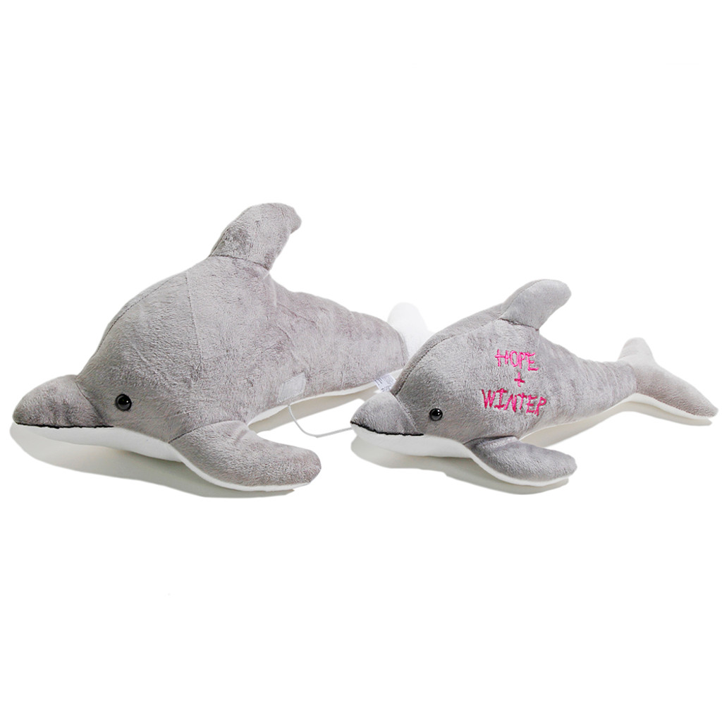 Winter & Hope Detachable Buddy Plush