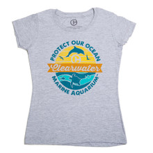 Protect Our Ocean Girls' Tee