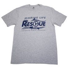 Rescue Authentic Logo Men's Tee