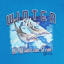 If Winter Can Hope Juniors' Tee