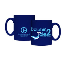 Dolphin Tale 2 Ceramic Logo Mug