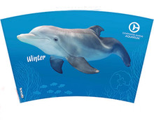 Tervis Winter the Dolphin Insulated Tumbler