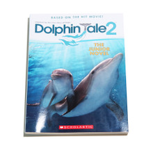 Dolphin Tale 2 Paperback Junior Novel