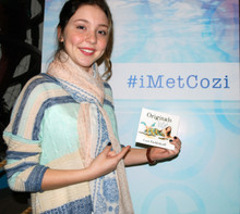 "Cozi Zuehlsdorff  ""Originals"" CD"