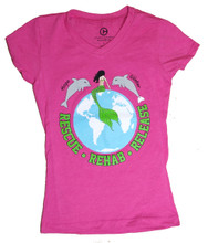 Rescue Mermaid Girls' Tee